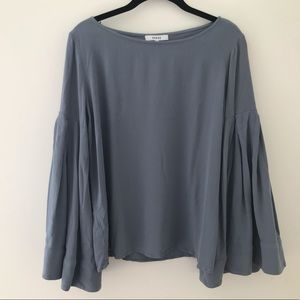 RO&DE Bell-Sleeve Blouse Size XL